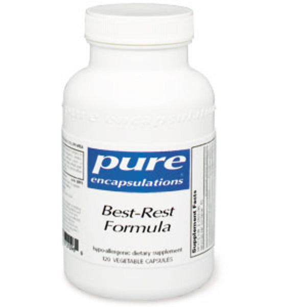 Best-Rest Formula 60ct by Pure Encapsulations