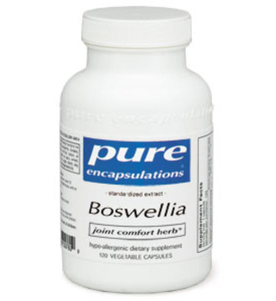 Boswellia 120ct by Pure Encapsulations