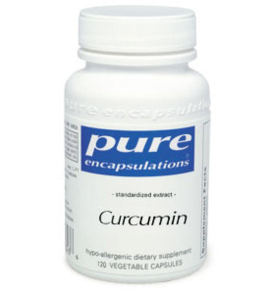 Curcumin 120ct by Pure Encapsulations