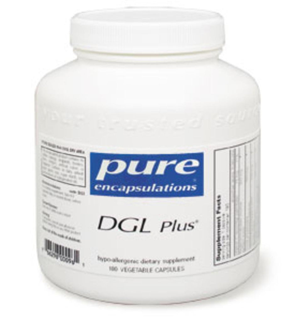 DGL Plus 60ct by Pure Encapsulations