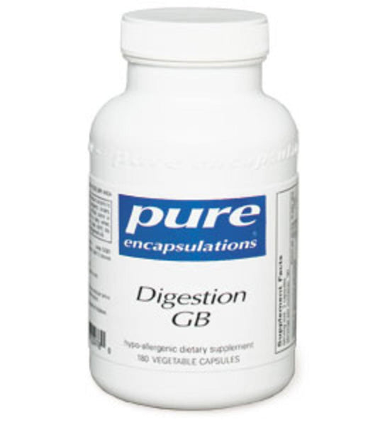 Digestion GB 90ct by Pure Encapsulations