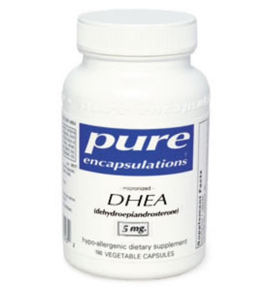 DHEA 5mg 60ct by Pure Encapsulations