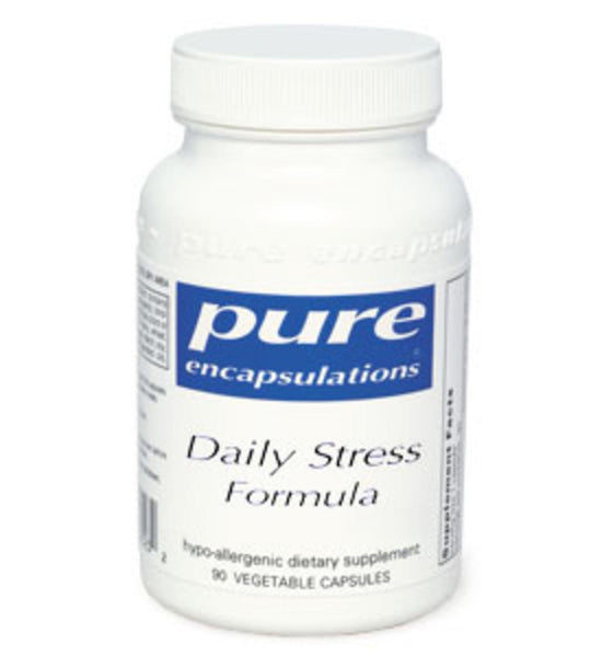 Daily Stress Formula 180ct by Pure Encapsulations
