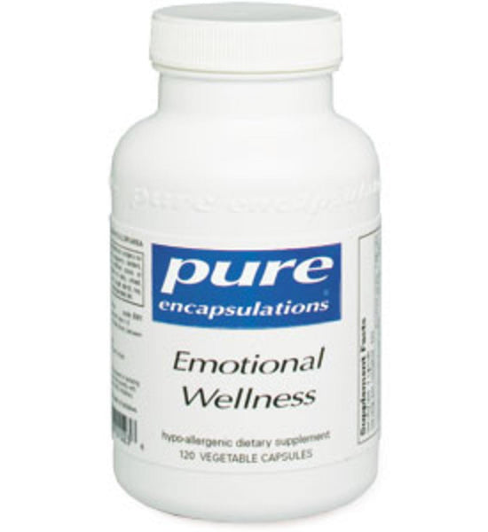 Emotional Wellness 120ct by Pure Encapsulations