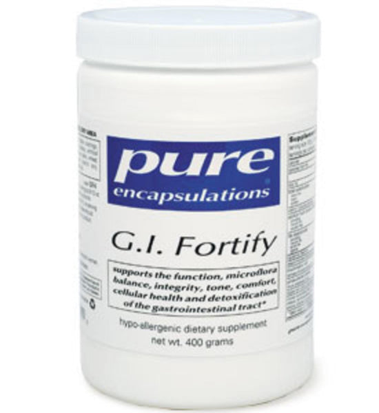 G.I. Fortify 400grms by Pure Encapsulations