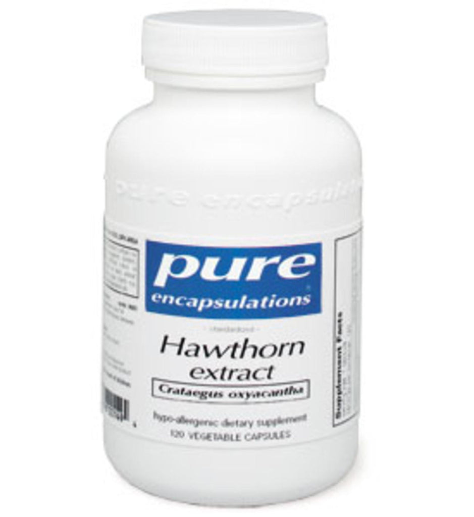 Hawthorne Extract 120ct by Pure Encapsulations