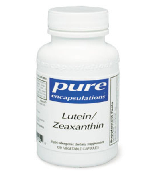 Lutein/Zeaxanthin 60ct by Pure Encapsulations