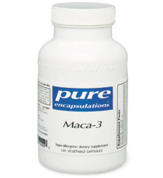Maca-3 120ct by Pure Encapsulations