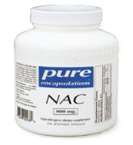 NAC 600mg 90ct by Pure Encapsulations