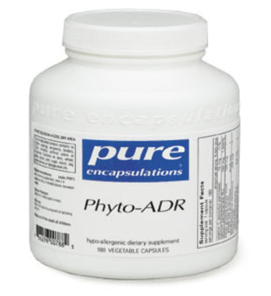 Phyto-ADR 180ct by Pure Encapsulations