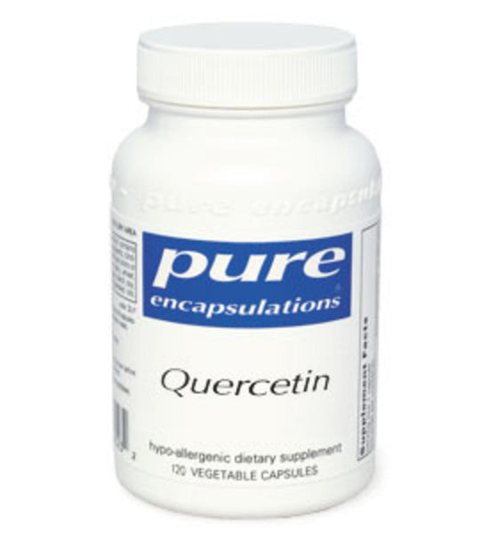 Quercetin 120ct by Pure Encapsulations