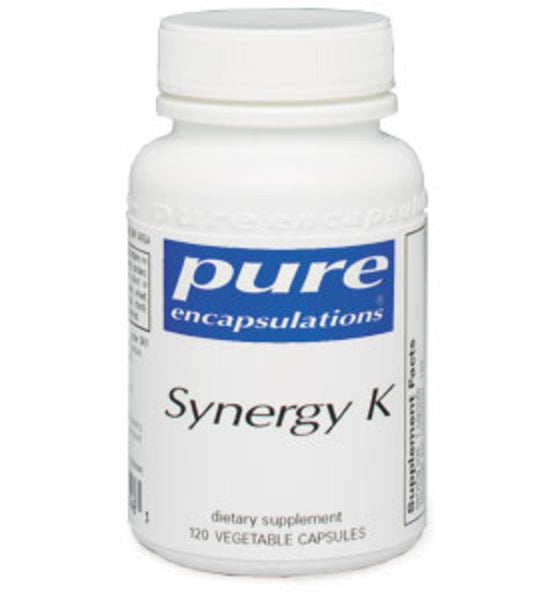 Synergy K 120ct by Pure Encapsulations