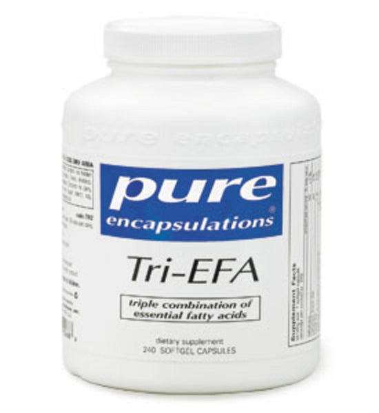 Tri-EFA 120sg by Pure Encapsulations