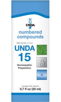 Unda #15 20 Ml by Seroyal - Unda