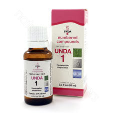 Unda #1 20 Ml by Seroyal - Unda