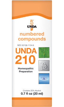 Unda #210 20 Ml by Seroyal - Unda