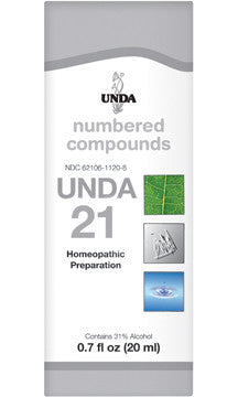 Unda #21 20 Ml by Seroyal - Unda