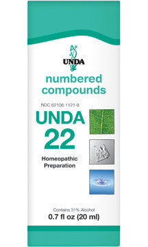 Unda #22 20 Ml by Seroyal - Unda
