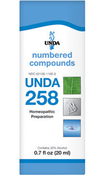Unda #258 20 Ml by Seroyal - Unda