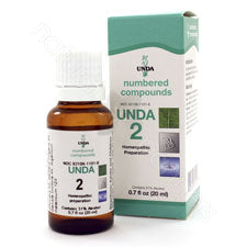 Unda #2 20 Ml by Seroyal - Unda