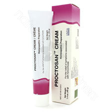 Proctosan Cream (Paeonia) 40 G by Seroyal - Unda