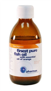 Finest Pure Fish Oil 200 Ml by Seroyal - Pharmax