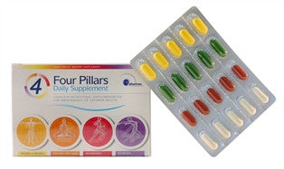 Four Pillars Box (30 Day Pk) by Seroyal - Pharmax