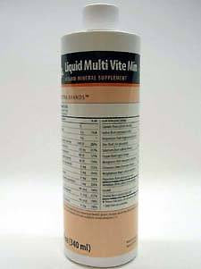 Liquid Multi Vite Min 340 ml by Seroyal - Genestra
