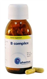B Complex 60 Caps by Seroyal - Pharmax