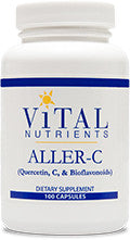 Aller-C 100ct by Vital Nutrients