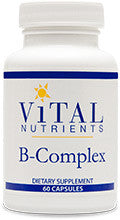 B-Complex 120ct by Vital Nutrients