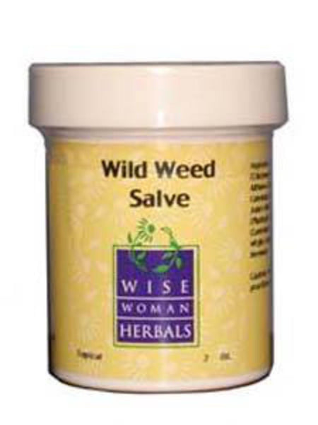 Wild Weed Salve 2oz by Wise Woman Herbals