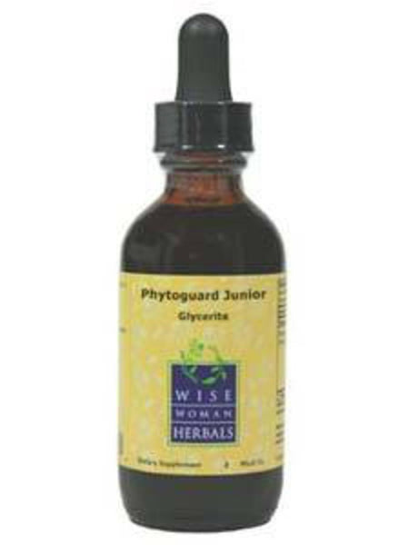 Phytoguard Junior Glycerite 2oz by Wise Woman Herbals