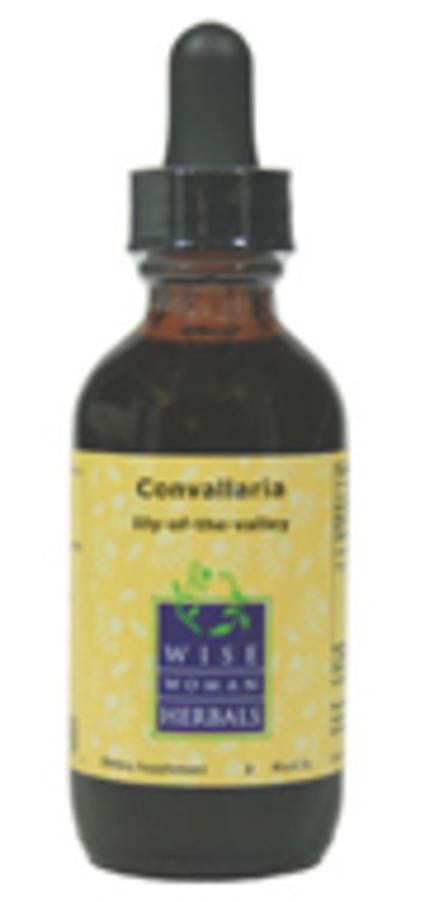 Convallaria majalis - lily-of-the-valley 2oz by Wise Woman Herbals