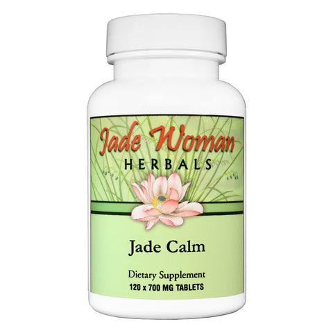 Jade Calm 120 tabs by Jade Woman Herbals by Kan