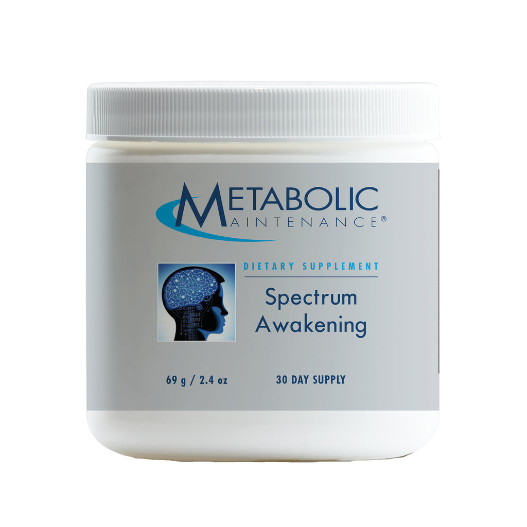 Spectrum Awakening 30 srvgs 69gm  by Metabolic Maintenance