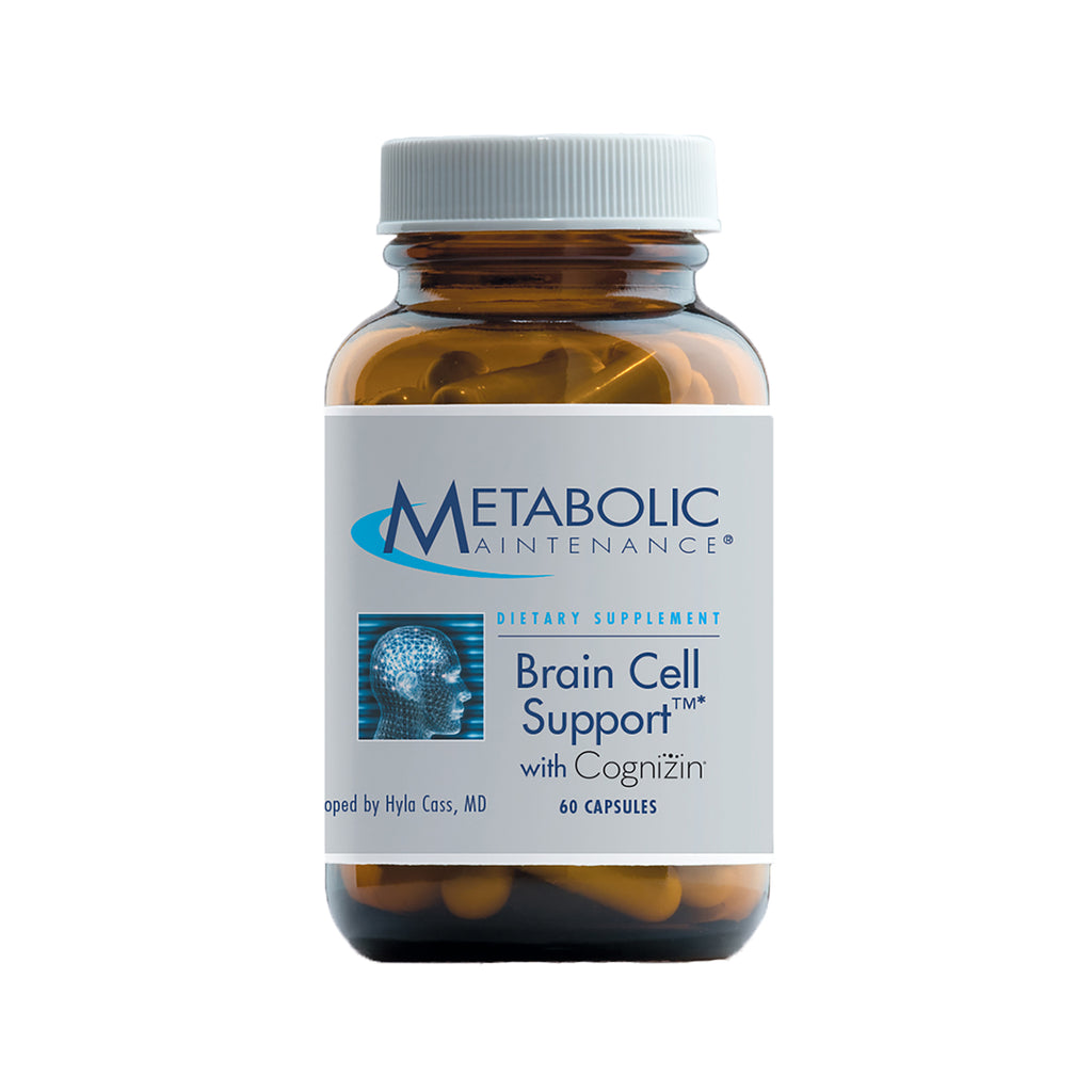 Brain Cell Support 60 caps by Metabolic Maintenance