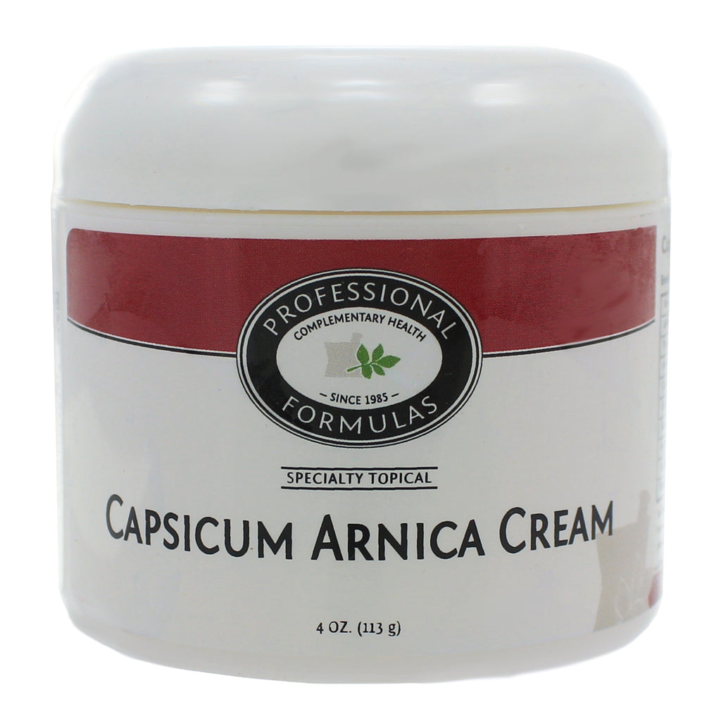 Capsicum Arnica Cream 4oz by Professional Formulas