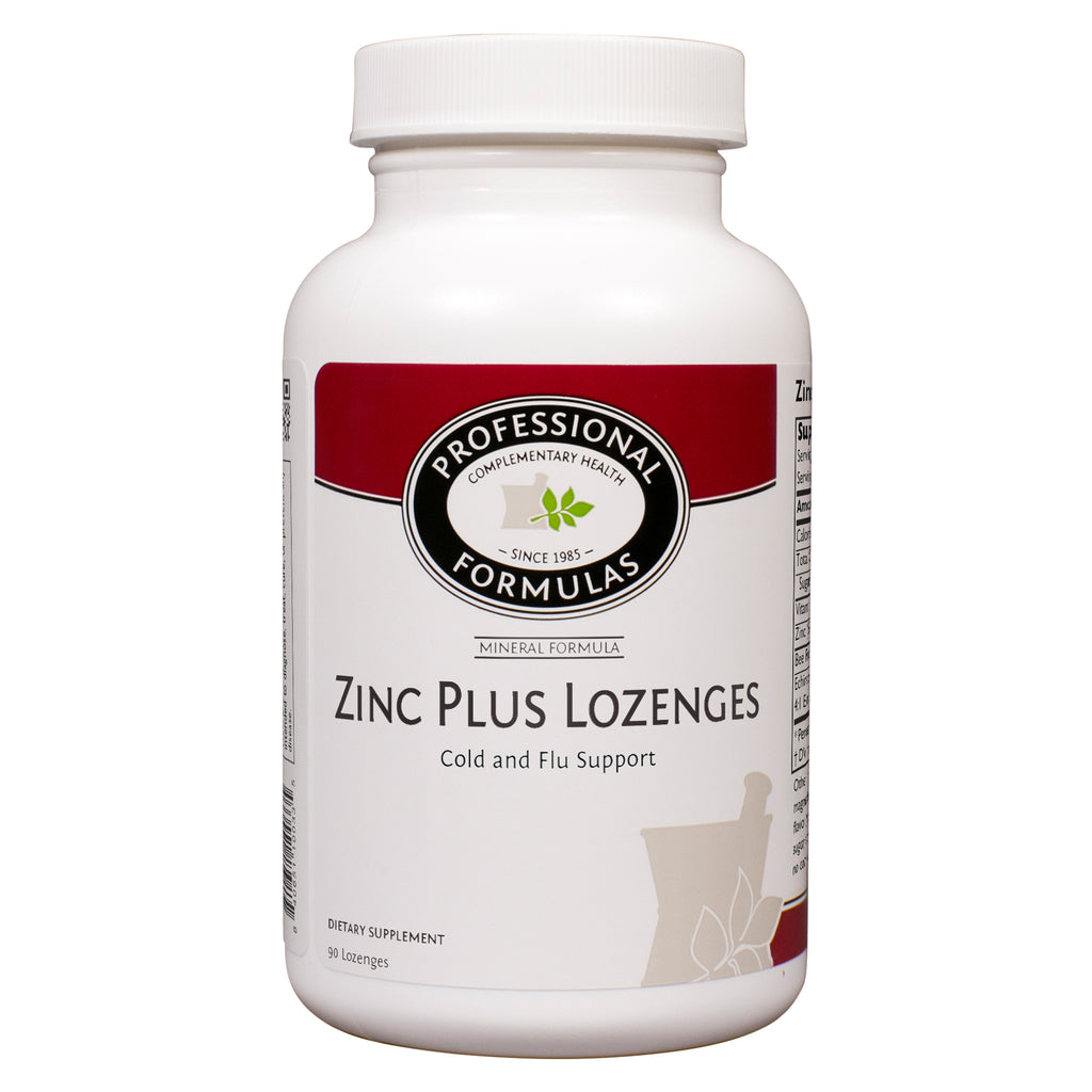 Zinc Plus Lozenges [90 lozenges] by Professional Formulas