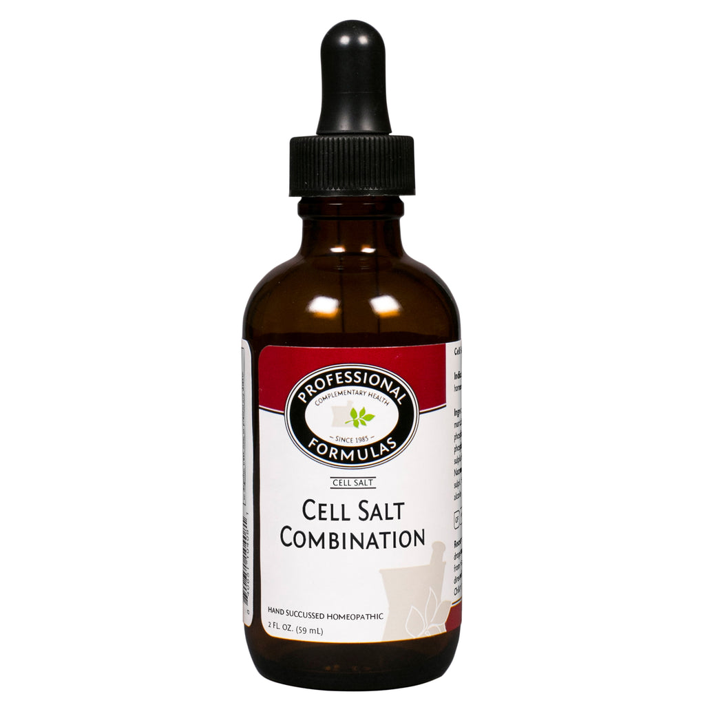 Cell Salt Combination 2oz by Professional Formulas