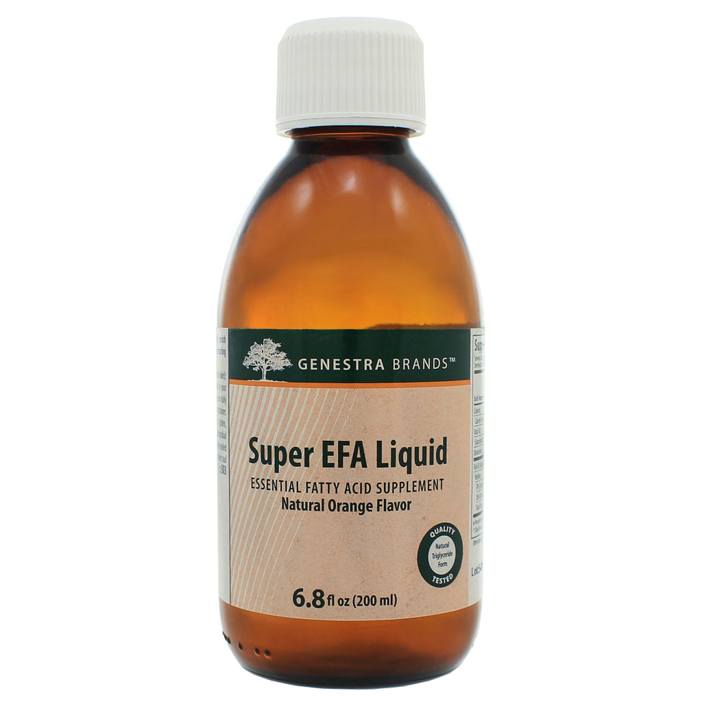 Super EFA Liquid 200 ml by Seroyal - Genestra