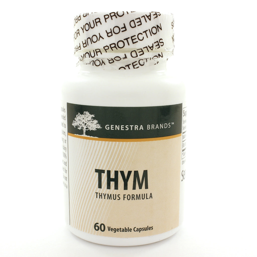 THYM 60 caps by Seroyal - Genestra