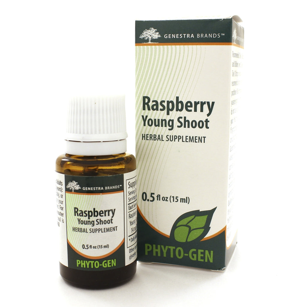 Raspberry Young Shoot 15 ml by Seroyal - Genestra