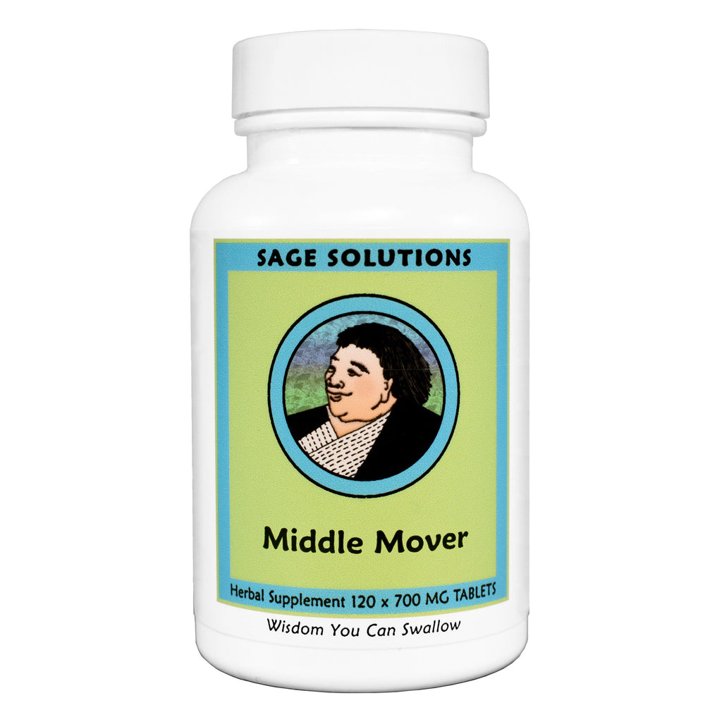 Middle Mover 120 tabs by Kan Herbs