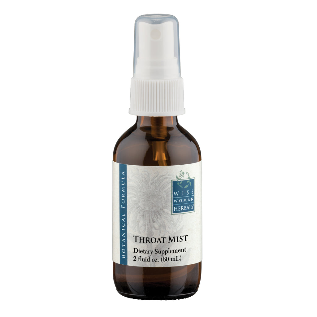 Throat Mist 2oz by Wise Woman Herbals