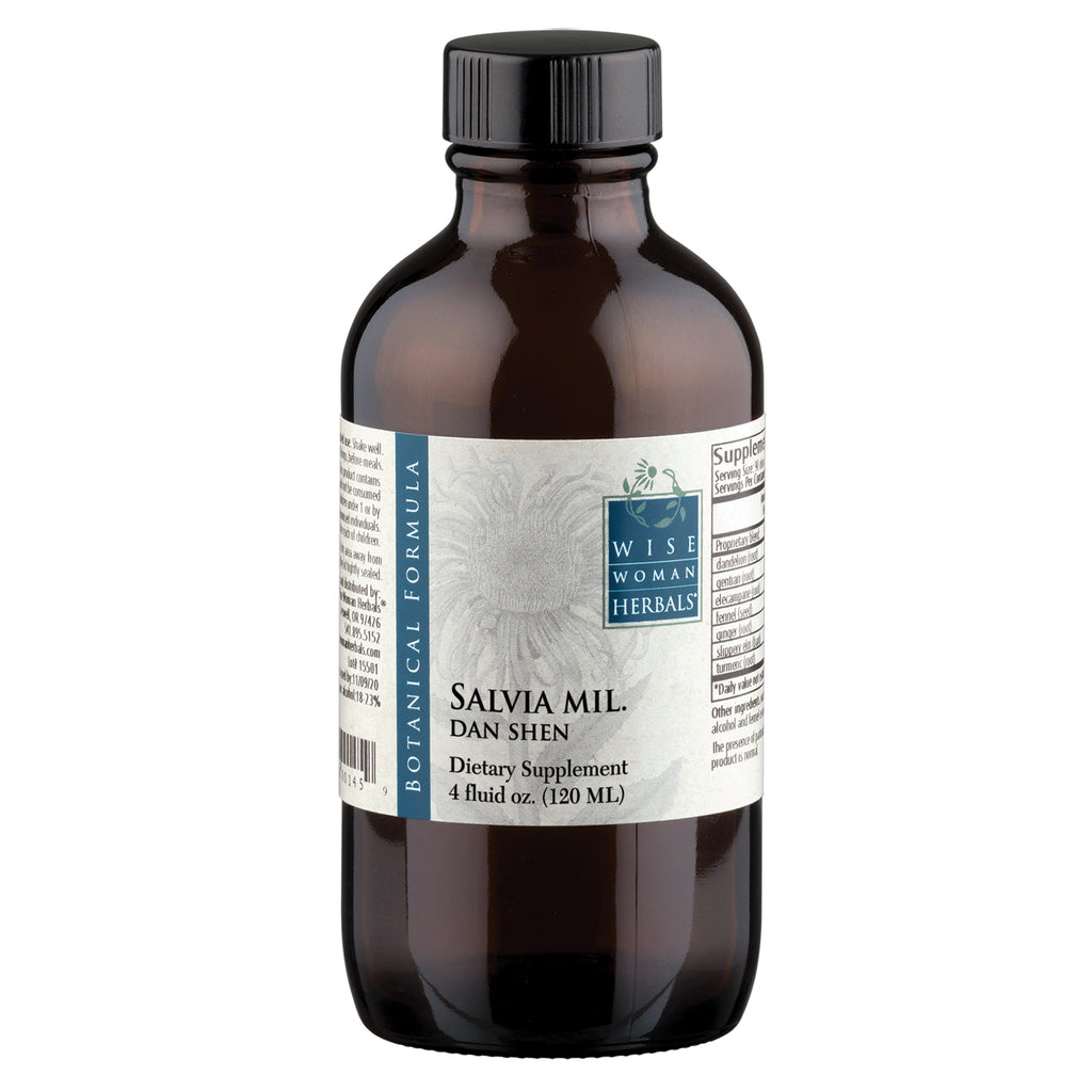 Salvia miltiorrhiza - dan shen 4oz by Wise Woman Herbals