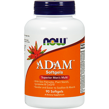 Adam Men's Multi Vitamin 90 softgels by NOW Foods