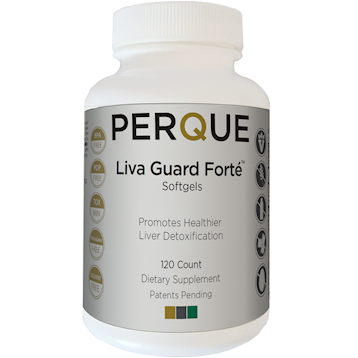Liva Guard Forte 120 caps by Perque