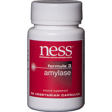 Amylase #3 90 caps by Ness Enzymes