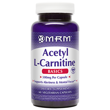 Acetyl L-Carnitine 60 vcaps by Metabolic Response Modifier